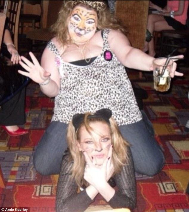 英一女子成功减肥114斤 胖猫女郎变身比基尼美女