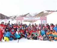 2016奥地利滑雪比赛在崇礼落幕350多名选手参加