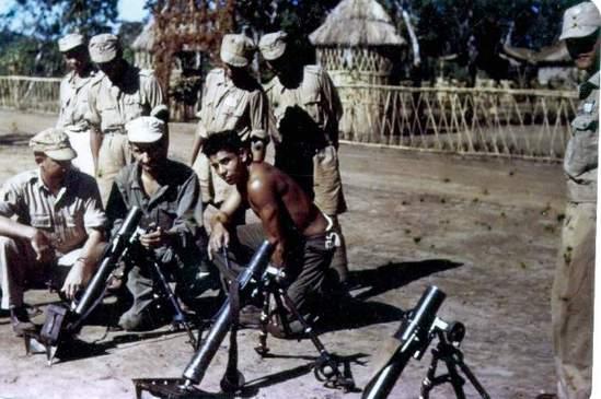 驻印军一个营遭日军伏击 反被歼灭一千人