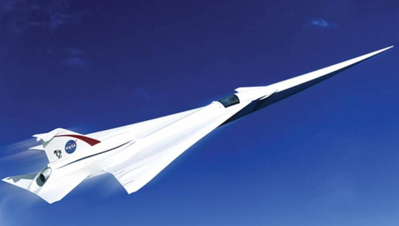 美重启X-plane计划:超音速飞机有望2020年首飞