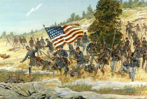 揭秘葛底斯堡战役:美国南北战争转折之战