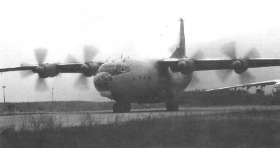 70年代末苏联用大飞机打了一场跨洲闪电战