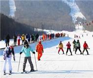 北京滑雪产业全链条红利来临 谋求转型借休闲盈利