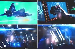 歼31迪拜航展宣传视频曝光亮点多多
