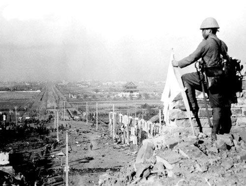 抗日战争后期:驻南京侵华日军集体出逃经历