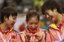 世乒赛女乒3-0日本夺冠 李晓霞逆转丁宁锁胜局