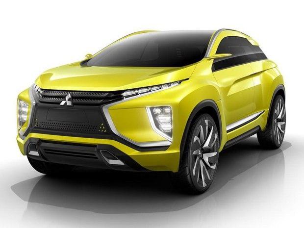 0年发布 三菱纯电动SUV eX有望量产-新车高清图片