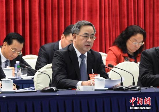 广东书记胡春华:一如既往加强粤港合作