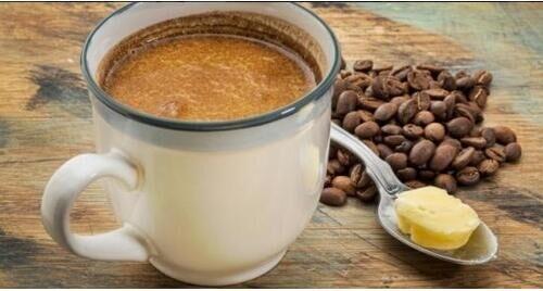 日媒揭秘时尚的黄油咖啡减肥法 好喝还能燃脂