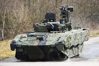 英军最新数字化装甲战车太帅