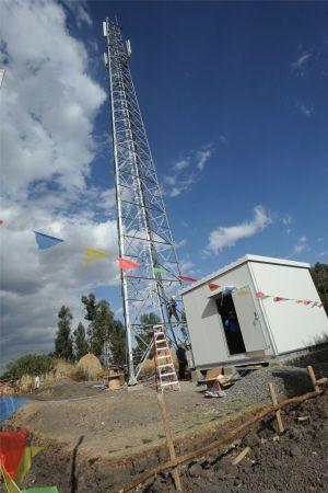 中兴与埃塞电信共建100G波分骨干网 容量提升10倍