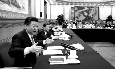 习近平参加湖南团审议:要吸取衡阳选举案教训