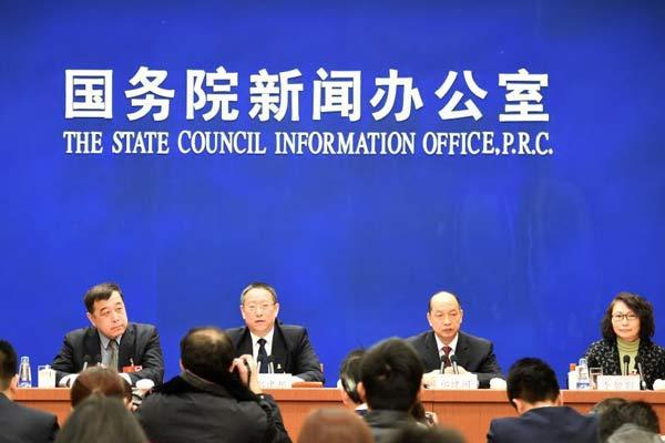 """中国国新办邀请""""两会""""代表委员谈两岸关系"""