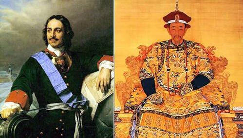 迷途帝国的出路:康熙与彼得大帝的治国差距