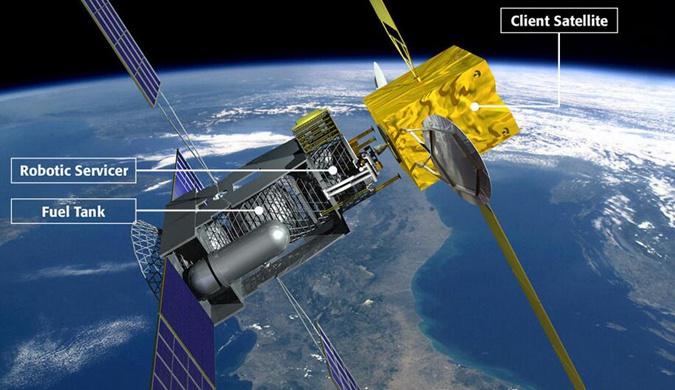 美科企宣布将发射新型航天器可帮助老旧卫星工作