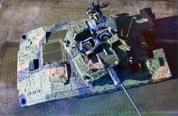英军帅气新型AJAX装甲车测试画面