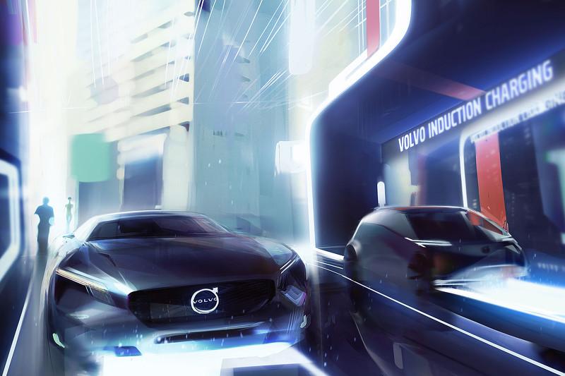 沃尔沃拟打造标准化充电系统 领军电动汽车市场