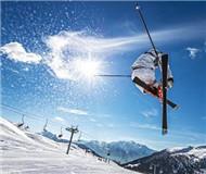 滑雪胜地,还看亚布力!