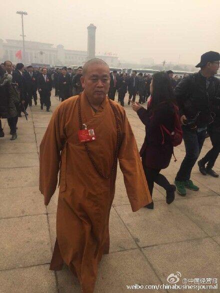 释永信:发挥佛教文化优势 服务一带一路