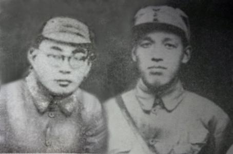 新四军团长政委同时阵亡 被日军一枪打中两人