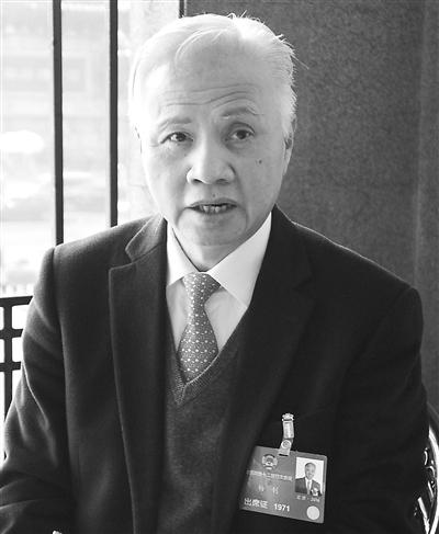 香港委员杨钊:背靠祖国是香港最大优势!