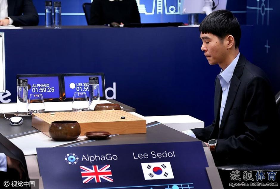 美媒质疑李世石代表人类出战:为何不找中国棋手