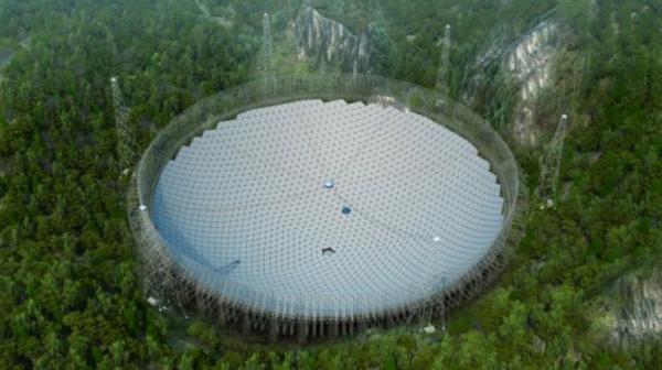 改变世界的中国六大科技:最大望远镜寻找外星人