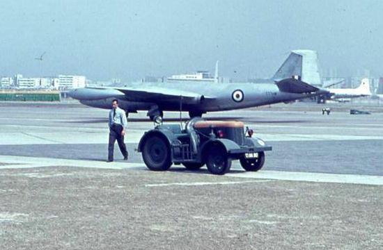英军曾在香港部署核轰炸机