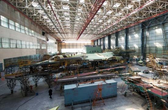 俄罗斯正重新制造图-160轰炸机