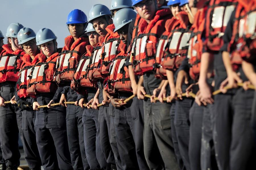 美媒:中美南海较量各胜一筹 中国军事上占优李湘