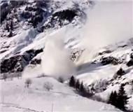 意大利山谷区雪崩至少4人死亡 多名滑雪者被埋