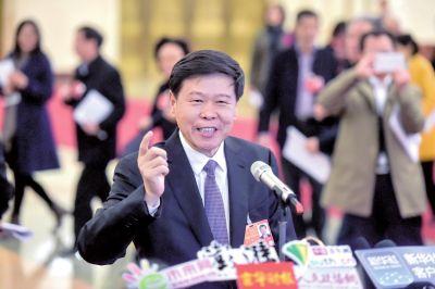 """国税总局局长:""""营改增""""方案有望两会后出台(图)"""