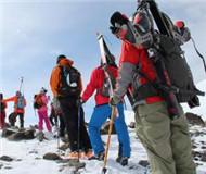 西藏登山大会添加滑雪活动 可海拔5000米处体验