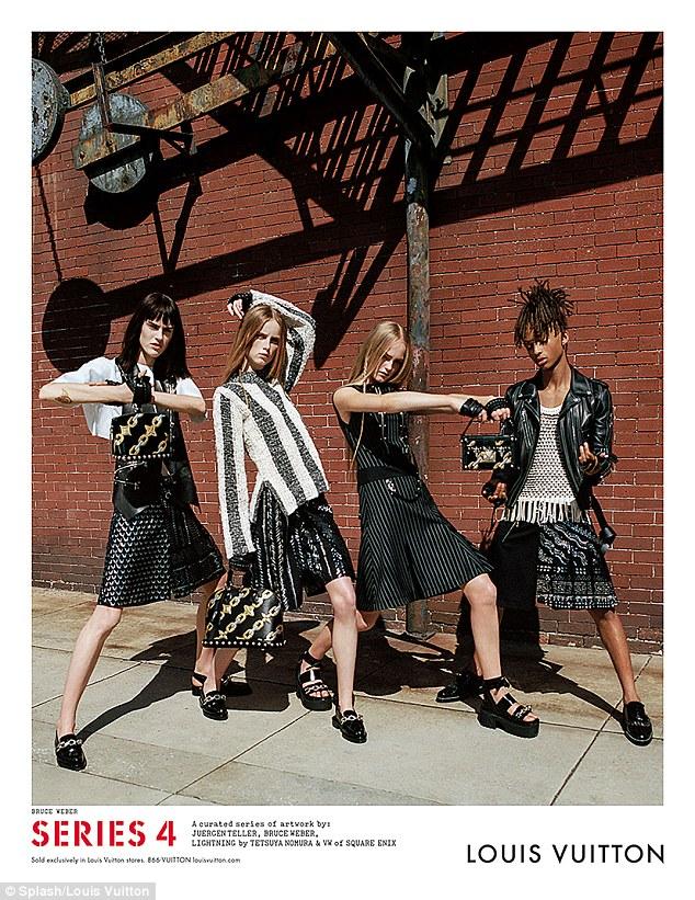 贾登•史密斯登《GQ Style》杂志