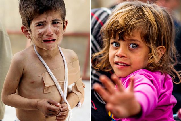 叙利亚内战5周年:记录无处安放的童年