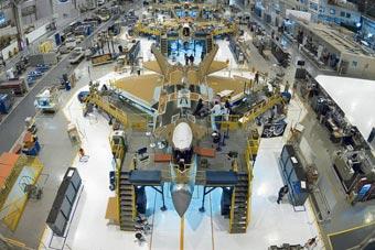 美国空军提出重开F-22A生产线