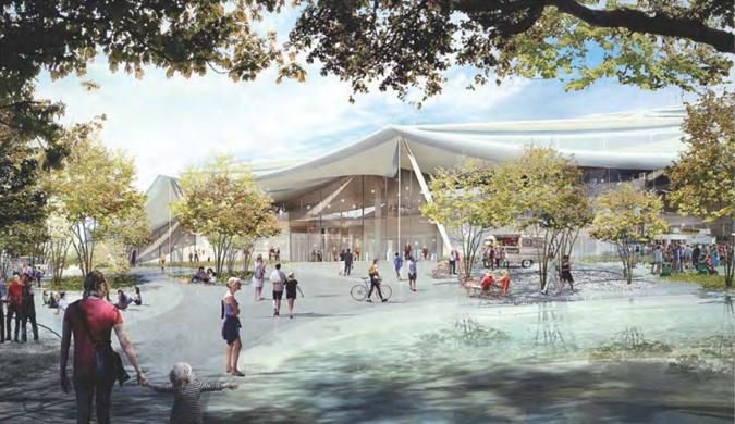 谷歌计划在山景城新建总部:外形酷似大帐篷