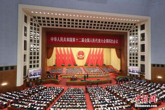 全国两会16日将落幕 总理李克强将答记者问
