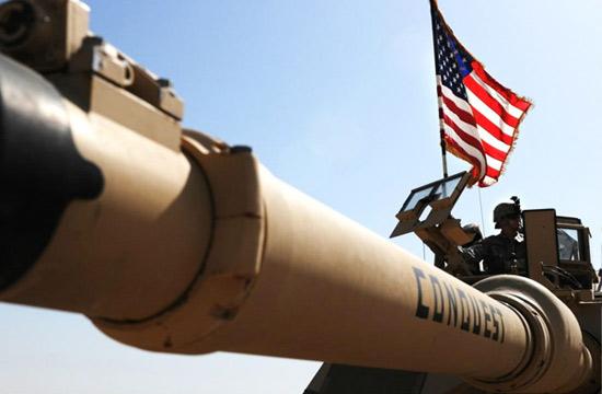 看看美军怎么拍摄主旋律宣传照