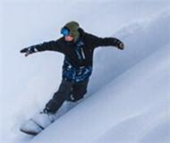 中国单板滑雪第一人:无队医无教练 自己管理自己