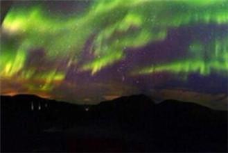 冰岛冰川北极光之旅