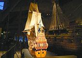 """瑞典沉船博物馆有艘""""泰坦尼克""""号"""