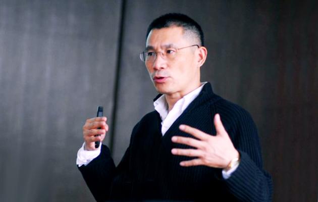 王伯庆谈大学生创业:贵在坚持 拒绝山寨