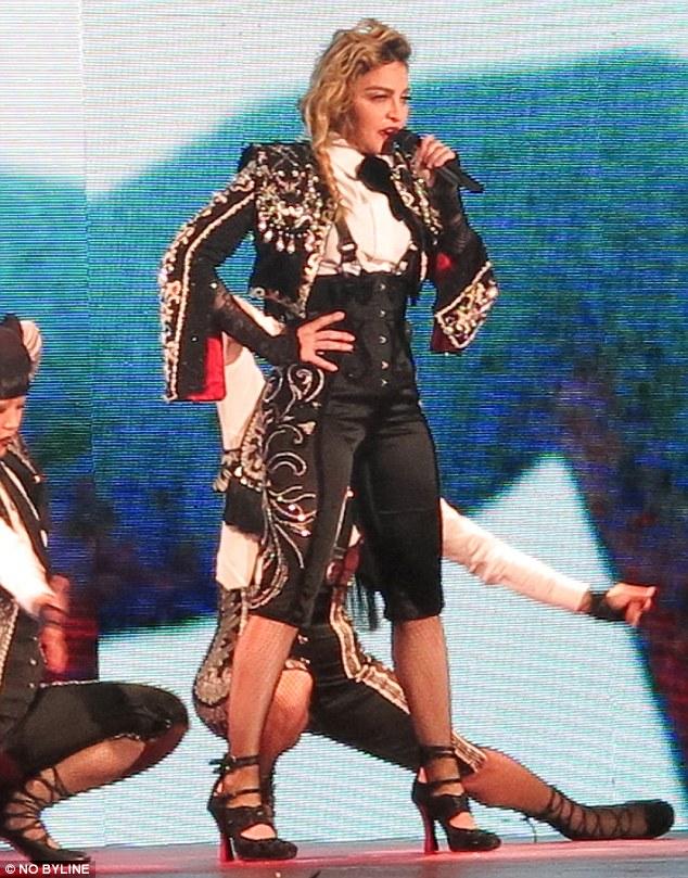 麦当娜演唱会致敬凯莉•米洛 二人有望同台献唱