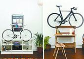 西班牙流行自行车装饰