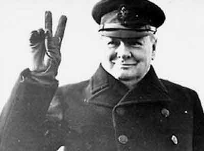 二战中的情报暗战:丘吉尔为保密牺牲一座城市