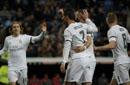 西甲-BBC联袂破门纳瓦斯扑点 皇马4-0胜塞维利亚