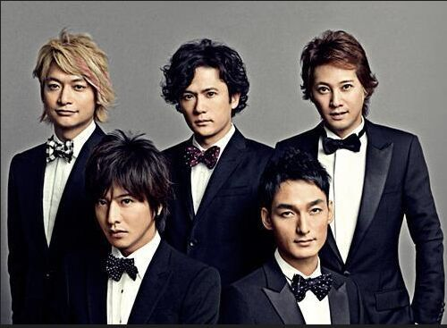 日本偶像团体SMAP将与岚等同登综艺节目