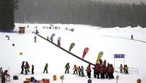 去艾伯塔,过可以滑雪的春天