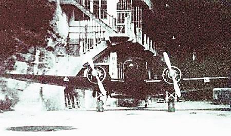重庆山洞中曾造出中国首架军用运输机 为木制